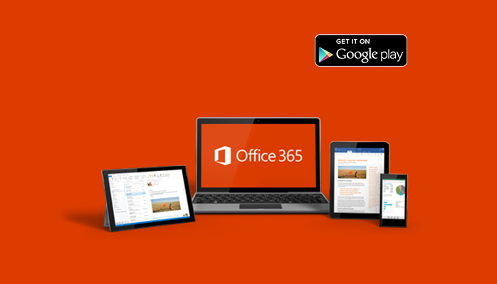 Office365 on Android