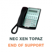NEC Xen Topza - End of Support
