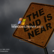 The End is Near for Windows Server 2003