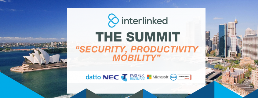 Interlinked Summit 2016